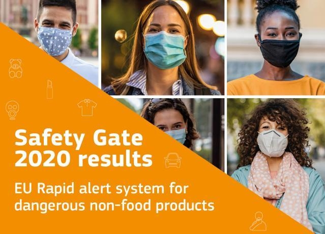 Banner Safety Gate 2020 results